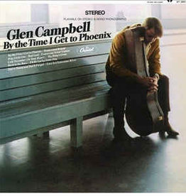 Used Vinyl Glen Campbell- By The Time I Get To Phoenix (2013 180g Reissue)