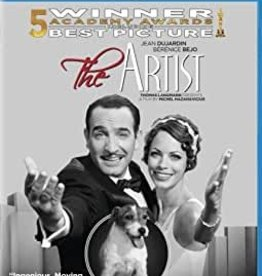 Used BluRay The Artist