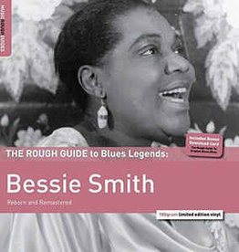 Used Vinyl Bessie Smith- Rough Guide to Blues Legends (180g)