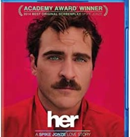 Used BluRay Her