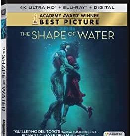 Used BluRay The Shape of Water (4K)