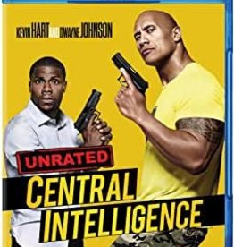 Used BluRay Central Intelligence