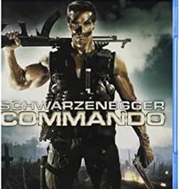 Used BluRay Commando