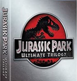 Used BluRay Jurassic Park Ultimate Collection: Jurassic Park / Lost World: Jurassic Park / Jurassic Park III