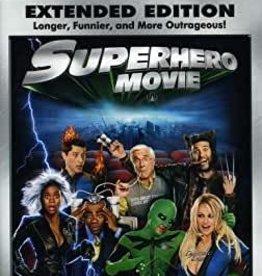 Used BluRay Superhero Movie