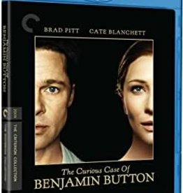 Used BluRay The Curious Case of Benjamin Button (Criterion)