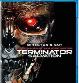 Used BluRay Terminator Salvation