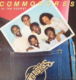 Used Vinyl Commodores- In The Pocket