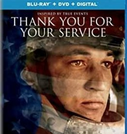Used BluRay Thank You for Your Service