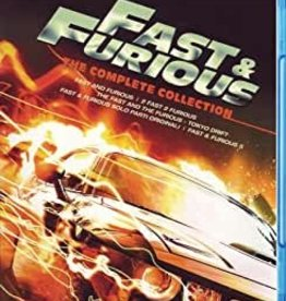 Used BluRay Fast And The Furious: The Complete Collection