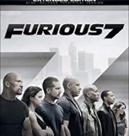 Used BluRay Furious 7