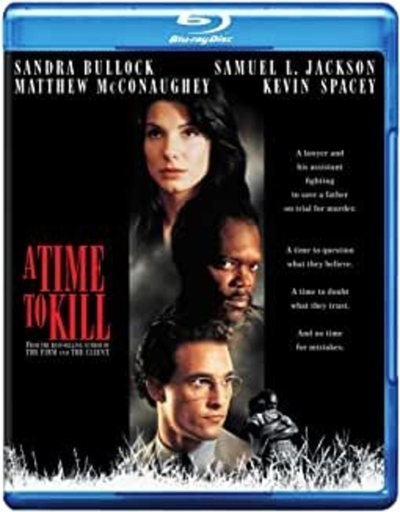 Used BluRay A Time to Kill