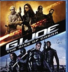 Used BluRay G.I. Joe: The Rise of Cobra
