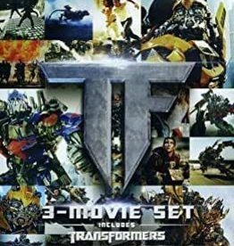 Used BluRay Transformers Trilogy