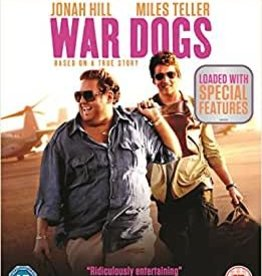 Used BluRay War Dogs