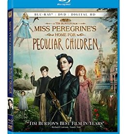 Used BluRay Miss Peregrine's Home for Peculiar Children