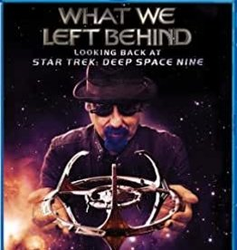 Used BluRay What We Left Behind: Star Trek DS9