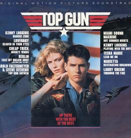 Used Vinyl Top Gun Soundtrack