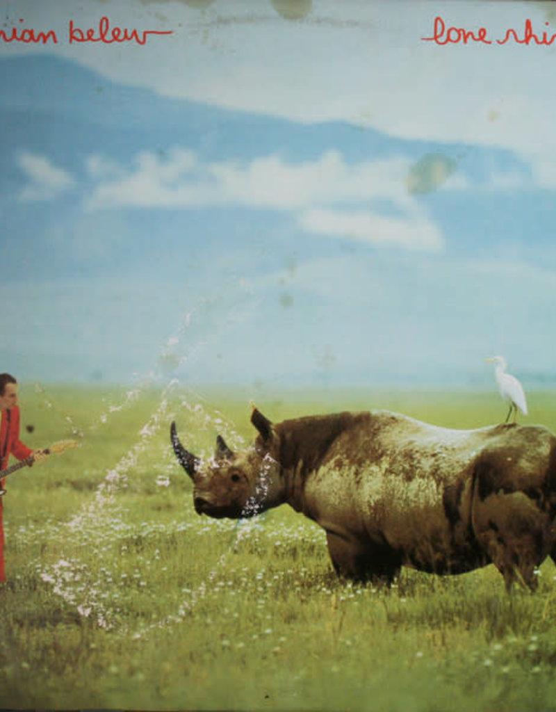 Used Vinyl Adrian Belew- Lone Rhino