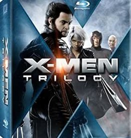 Used BluRay X-Men Trilogy