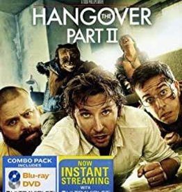 Used BluRay The Hangover Part II