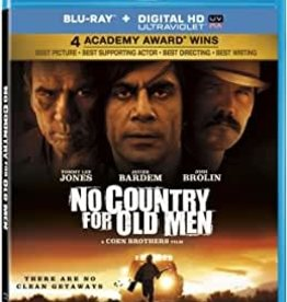 Used BluRay No Country for Old Men