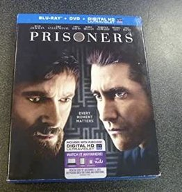 Used BluRay Prisoners