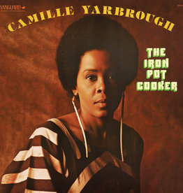 Used Vinyl Camille Yarbrough- The Iron Pot Cooker (RSD20)