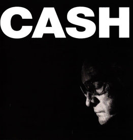 Used CD Johnny Cash- American IV The Man Comes Around