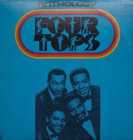 Used Vinyl Four Tops- Anthology