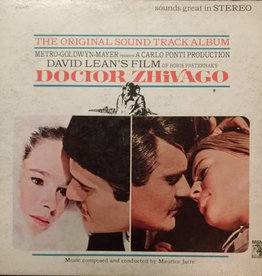 Used Vinyl Doctor Zhivago Soundtrack