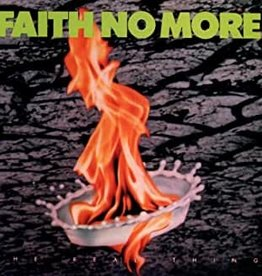 Used CD Faith No More- The Real Thing