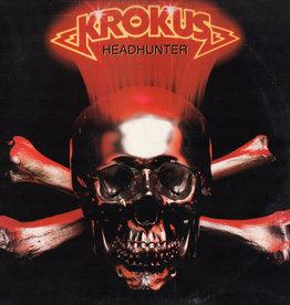 Used Vinyl Krokus- Headhunter