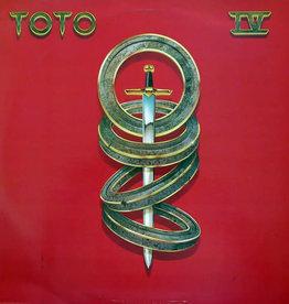 Used Vinyl Toto- IV