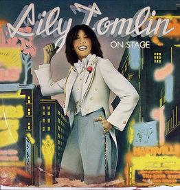 Used Vinyl Lily Tomlin- On Stage
