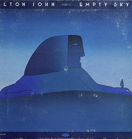 Used Vinyl Elton John- Empty Sky