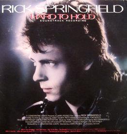 Used Vinyl Rick Springfield- Hard To Hold