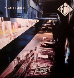 Used Vinyl The Firm- Mean Business (SEALED)