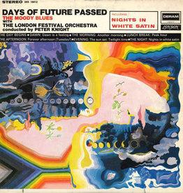 Used Vinyl Moody Blues- Days Of Future Passed
