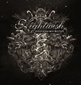 Used CD Nightwish- Endless Forms Most Beautiful