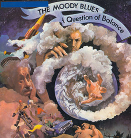 Used Vinyl Moody Blues- A Question of Balance
