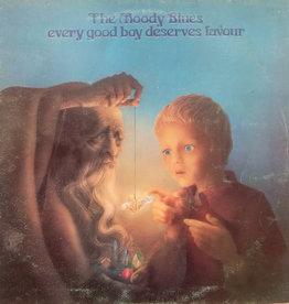 Used Vinyl Moody Blues- Every Good Boy Deserves Favour