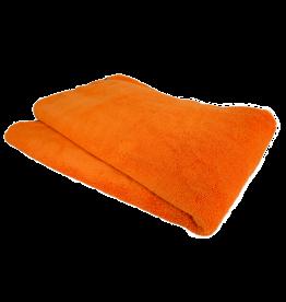 Chemical Guys Premium Car Drying Microfiber Towel, Orange 25'' X 36''