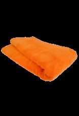 Chemical Guys Fatty Super Dryer Microfiber Towel, Orange 25'' X 36''
