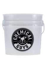 Chemical Guys Heavy duty bucket with logo