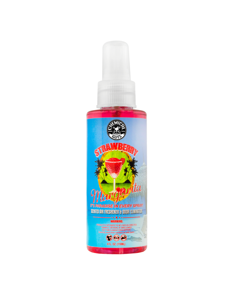 Chemical Guys Strawberry Margarita Air Freshener & Odor Neutralizer - (4 oz)