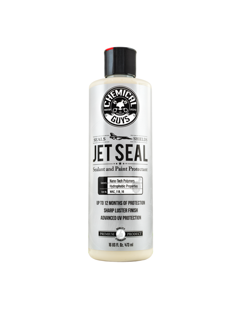 Chemical Guys Jet Seal - Protection Beyond Need, Shine Beyond Reason (16 oz.)