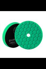 Hex-Logic BUFX113HEX5 Hex-Logic Quantum Buffing Pad -Green -5.5''
