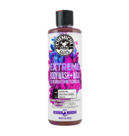 Chemical Guys Extreme Bodywash & Wax Car Wash Soap with Color Brightening Technology, 16 fl. oz