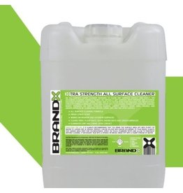 Brand-X Brand X-TRA Strong All Surface Cleaner (5 Gal. Cube)